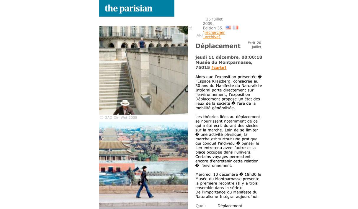 The Parisian (France)