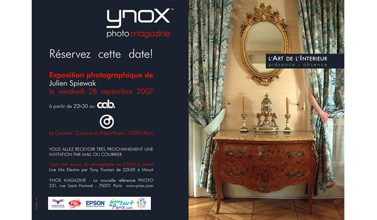 Ynox photo magazine (France) I