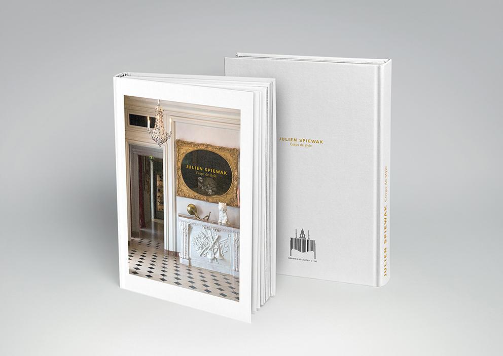 Julien Spiewak, Livre Coprs de style